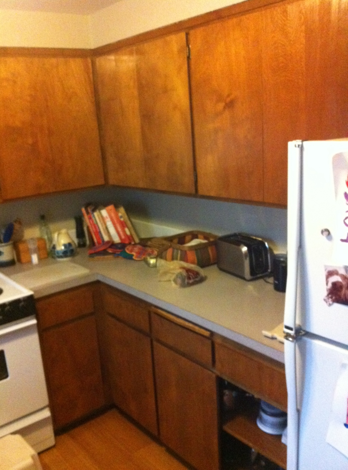 Birch Kitchen Update Amp Refinish Andy S Refinish
